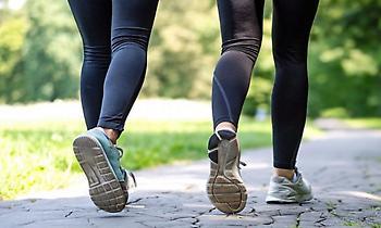 Πέντε… τρόποι να μετατρέψετε το περπάτημα σε super άσκηση