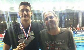 Χρυσό ο Χρήστου, ασημένιο με πανελλήνιο ρεκόρ ο Εγγλεζάκης στη Γαλλία
