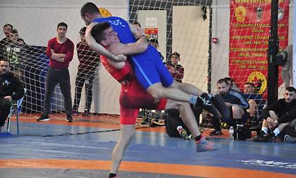 Με 15 αθλητές στο Ευρωπαϊκό Πρωτάθλημα πάλης