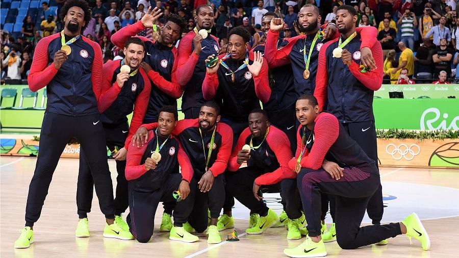 Ανακοίνωσαν προεπιλογή 44 παικτών οι ΗΠΑ για τους Ολυμπιακούς Αγώνες!