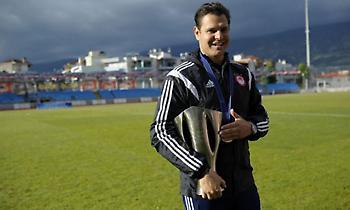 Το αποχαιρετιστήριο μήνυμα του Τοπολιάτη στον Ολυμπιακό