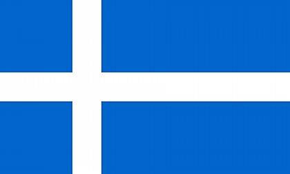 Κουίζ: Μπορείς να βρεις ποιας χώρας είναι 10 σημαίες που μοιάζουν με την ελληνική;