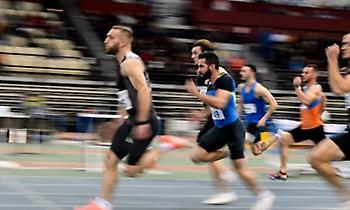 Η αποστολή για το Βαλκανικό Πρωτάθλημα κλειστού στίβου