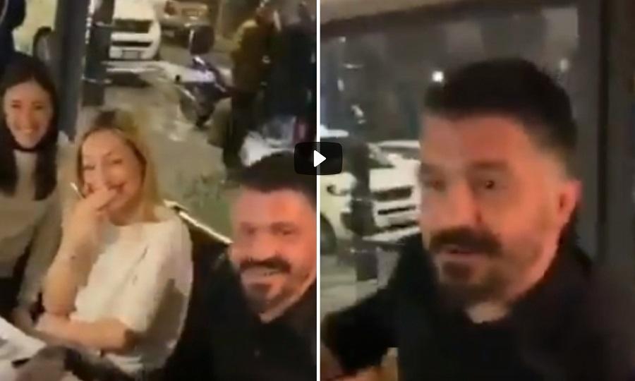 Η φάρσα στον Γκατούζο και η αντίδρασή του! (video)