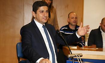 Αυγενάκης: «Υπάρχουν δυνάμεις που αντιδρούν στις αλλαγές. Επιμένουν να δείχνουν το παρελθόν»