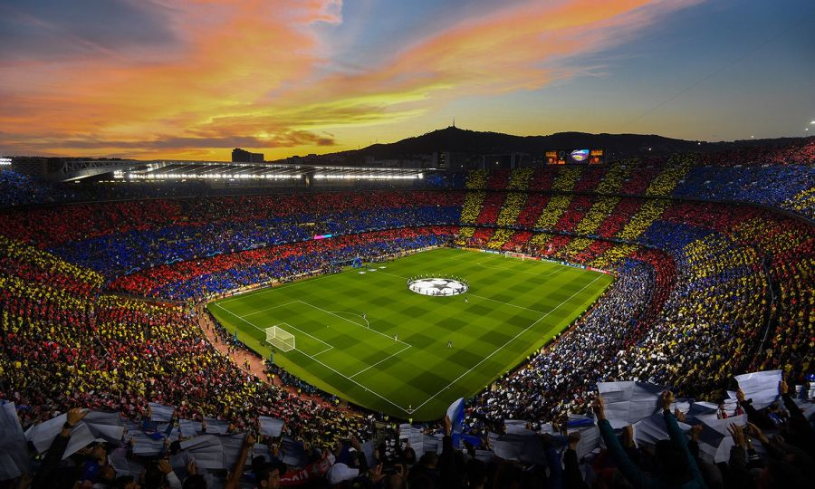 Τα ποδοσφαιρικά γήπεδα με τις περισσότερες… φωτογραφίες που έχουν ανέβει στο instagram