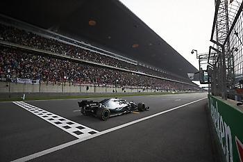 Αναβλήθηκε λόγω κορωναϊού το κινεζικό Grand Prix