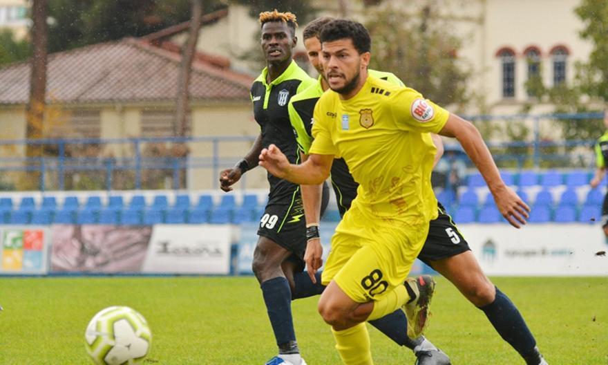 LIVE: Εργοτέλης-Απόλλων Λάρισας 1-0