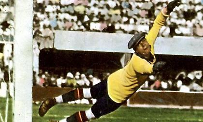 Ρικάρντο Θαμόρα: Ο «θεϊκός» τερματοφύλακας...