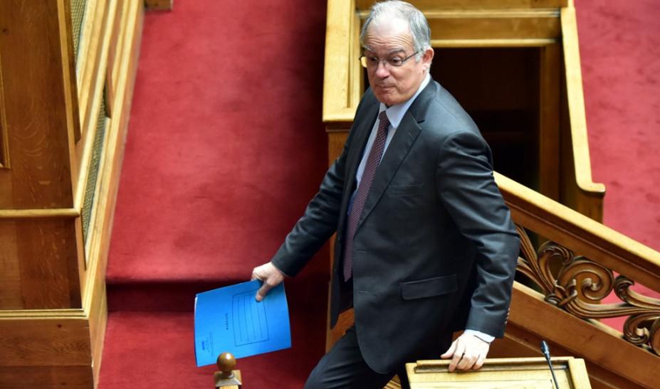 Ο Τασούλας επέστρεψε το φάκελο-Βαρουφάκη με τις κρυφές ηχογραφήσεις του Eurogroup