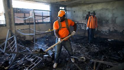 Ανείπωτη τραγωδία στην Αϊτή: 15 παιδιά νεκρά από πυρκαγιά σε ορφανοτροφείο