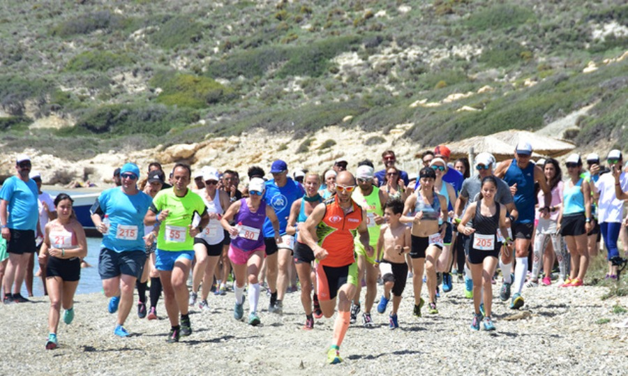 To Μάιο τρέχουμε και ζούμε το «Amorgos Trail Challenge»