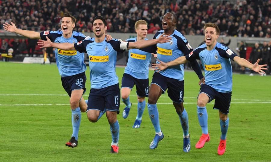 Γκλάντμπαχ έτοιμη για... Champions League!