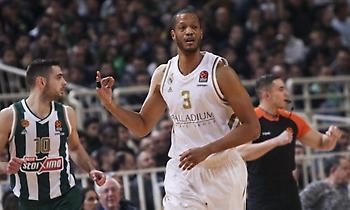 Ράντολφ: «Η Ρεάλ είναι πάνω και από ομάδες του NBA»!