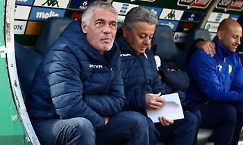 Χάβος: «Μετά το 1-0 δεν υπήρξε τίποτα σωστό, άλλο παιχνίδι αυτό της Κυριακής»