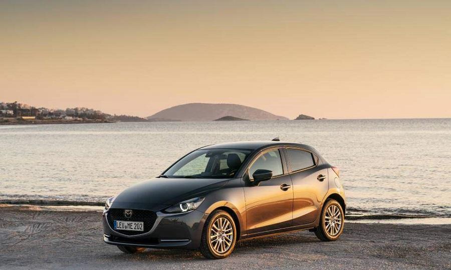 Η Mazda παρουσιάζει το νέο Mazda2