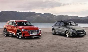 Άνοδος της Audi το 2019, στην Ελλάδα και παγκοσμίως