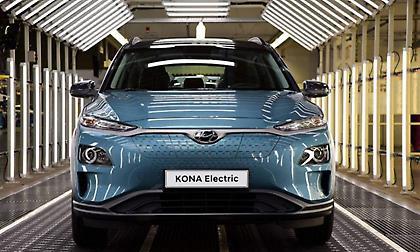 Kona Electric: Η Hyundai Motor ενισχύει τη διαθεσιμότητά του στην Ευρώπη