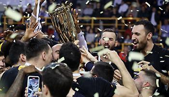 ΠΑΕ ΑΕΚ: «Υπερηφάνεια για τη μοναδική βασίλισσα του ελληνικού μπάσκετ»