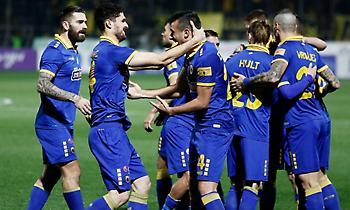 Με στιλ ιταλικό διπλό στο «Βικελίδης» η ΑΕΚ του Καρέρα
