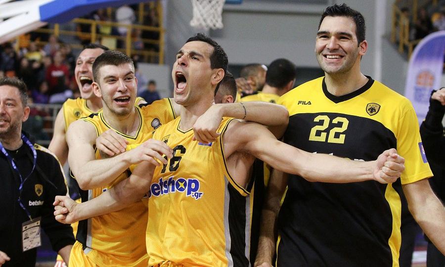 Κοτζιάς και Πετρίδης για το Κύπελλο της ΑΕΚ