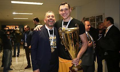 Ένα Κύπελλο σπουδαιότερο από του 2018 και το «παράσημο» του Παπαθεοδώρου