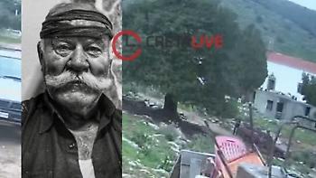 ΝΤΟΚΟΥΜΕΝΤΟ! To βίντεο από το φονικό στο Λασίθι - Όλα έγιναν μέσα σε δευτερόλεπτα