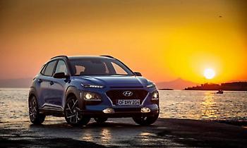 Το νέο Hyundai Kona Hybrid διαθέσιμο στην Ελληνική αγορά