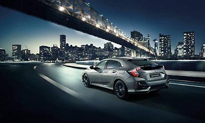 Facelift για το Honda Civic φρέσκο στυλ και αναβαθμισμένο εσωτερικό