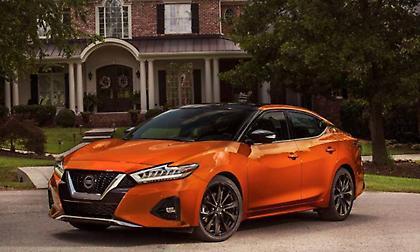 Τα Nissan Maxima και Altima βραβεύθηκαν για την ασφάλειά τους για πέμπτη συνεχόμενη χρονιά
