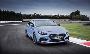 Sports Car Awards για τα i30 N και i30 Fastback N