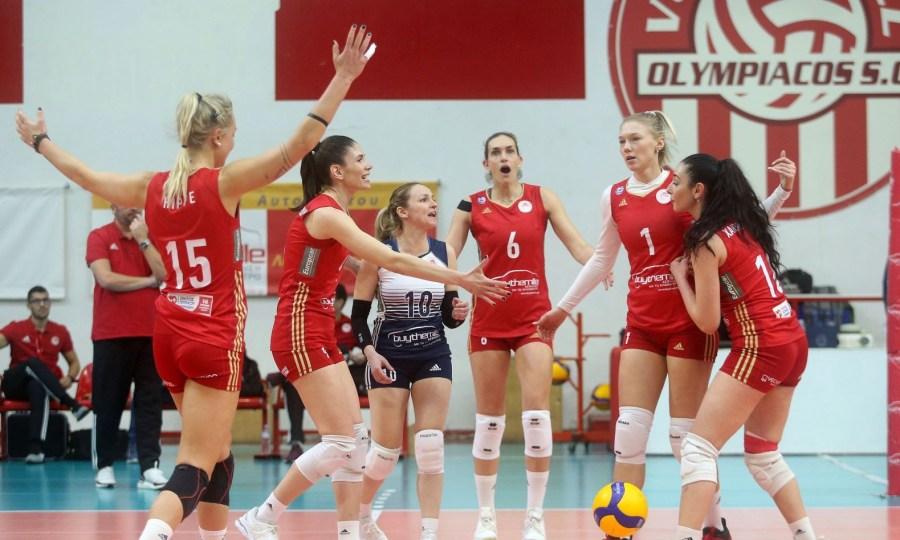 Για το προβάδισμα στην Ουγγαρία ο Ολυμπιακός