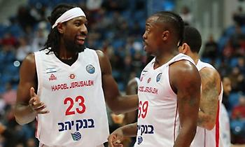 Χάποελ Ιερουσαλήμ: Η καλύτερη επίθεση στο BCL για δεύτερη σεζόν! (video)