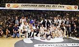 Πάμπλο Λάσο: 19 τίτλοι με Ρεάλ, τροπαιούχος κάθε σεζόν!