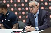 Σταυρόπουλος: «Δεν μπορούμε να σκεφτόμαστε άλλο το χαμένο Κύπελλο»
