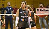 Πολυτιμότερη της Volley League γυναικών η Μεταξά