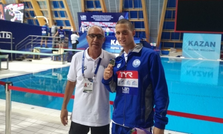 Στην Τουρκία πέντε κολυμβητές