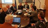 Συνάντηση κορυφής για το χάντμπολ στο Υφυπουργείο Αθλητισμού