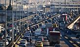 Ουρά 13 χιλιομέτρων στην έξοδο της Αθηνών - Λαμίας
