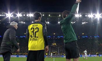 Τζίο Ρέινα: Ο νεότερος Αμερικανός που κάνει ντεμπούτο στο Champions League!