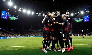Τα highlights της νίκης της Λειψίας επί της Τότεναμ