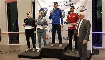 Χάλκινο μετάλλιο ο Τεληκωστόγλου στο Presidents Cup G2 Europe