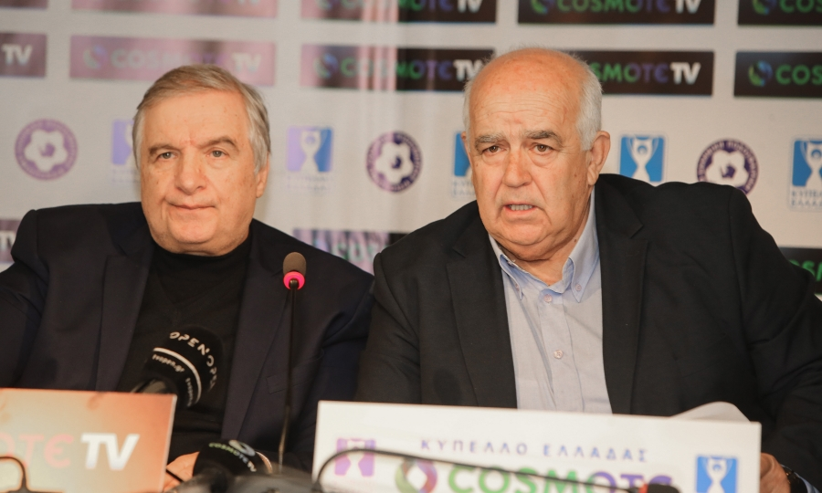 Γαβριηλίδης για την έδρα του τελικού του Κυπέλλου: «Θα δούμε ποιοι θα περάσουν και θα αποφασίσουν»