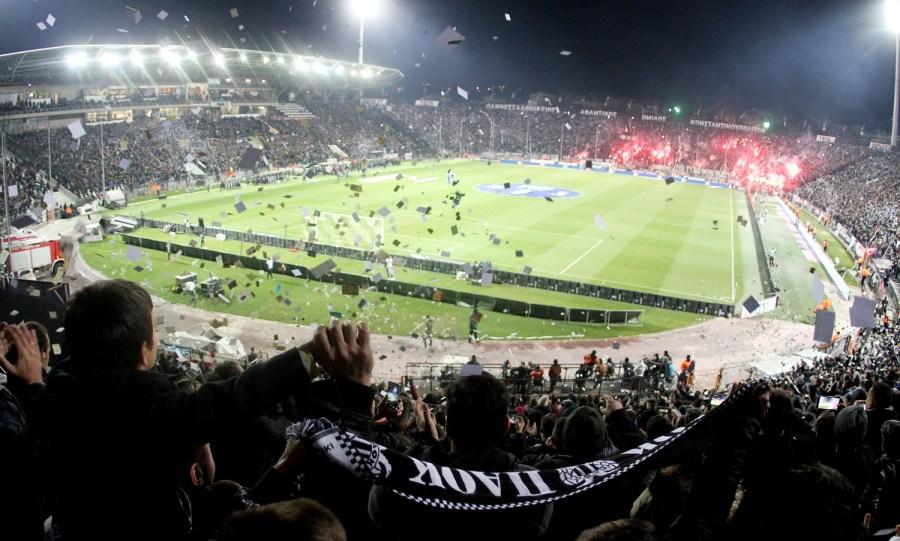 Πρόστιμο στον ΠΑΟΚ για το ματς Κυπέλλου με τον Παναθηναϊκό
