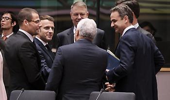 Σύνοδος Κορυφής: Πέναλτι σε χώρες με κλειστά σύνορα θα ζητήσει η Αθήνα
