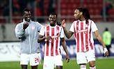 Καμαρά: «Η προσοχή μας τώρα στο ματς της χρονιάς με τον ΠΑΟΚ»