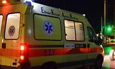 Ένας νεκρός και δύο τραυματίες σε τροχαίο στην Ανάβυσσο