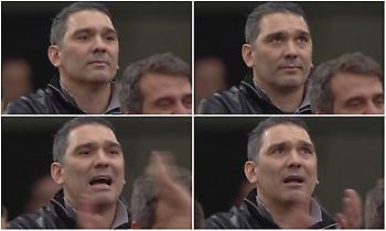 Ολυμπιακός: Η συγκίνηση κι η περηφάνια του πατέρα Νικολαΐδη για τον γιο (photo & videos)