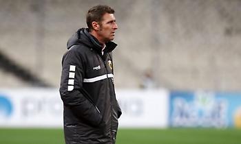 Νέα γκάζια Καρέρα στην προπόνηση της ΑΕΚ: «Θα παίζετε όπου χρειάζεται η ομάδα»