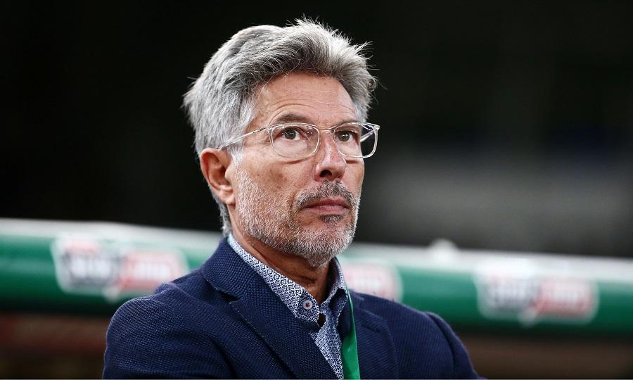 Ενημέρωσε την UEFA ενόψει των πλέι οφ ο Περέιρα
